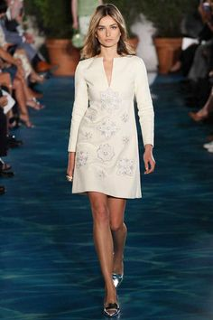Tory Burch Spring 2014 Ready-to-Wear Collection Slideshow on Style.com#1