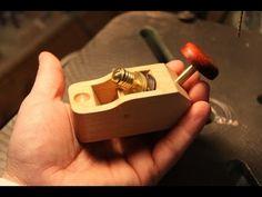 ขั้นตอนการทำกบไสไม้ขนาดเล็กกระทัดรัดขนาดจิ๋วเหมาะมือดีจริงๆ | Machine Tool Concept.