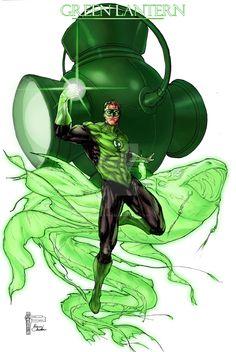 GL:Hal Jordan WILL