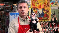 The Biker Babe Gnome - Vidler's TV Episode 1 lol i want one !!