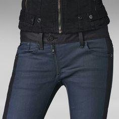 G-star Raw - Lynn zip skinny