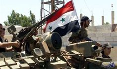 هجوم للقوات الحكومية السورية في سهل الغاب بعد تخطي نهر العاصي: قصفت القوات الحكومية السورية، غوطة دمشق الشرقية، بالقذائف المدفعية والصواريخ…
