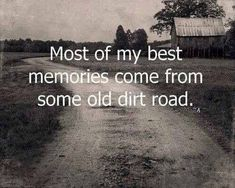 quotes about country roads - Google Search