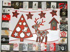 DIY CalendrierDeLAvent Avent AdventCalendar Christmas Noël