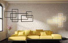 Metalowe lampy z serii Quadratus mają zintegrowane źródło światła LED i dedykowane są do nowoczesnych wnętrz.