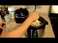 Pressure Cooker Butter Chicken - Pre-made Sauce - YouTube