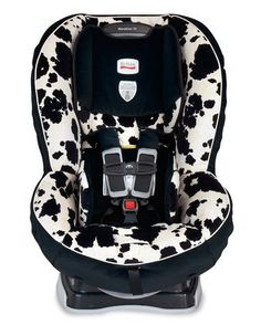 Britax Marathon 70 Convertible Car Seat, I'm about to need two of these :) Toddler Car Seat, Car Seat And Stroller, Britax Marathon, Best Convertible Car Seat, Best Car Seats, Cow Print, Rainbow Baby, Bugaboo, Baby Car