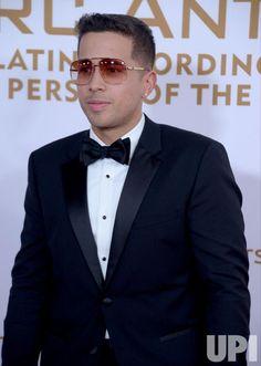 De La Ghetto attends the Latin Grammy Person of he Year gala in Las Vegas