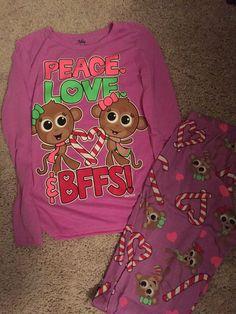 Justice Pajamas Size 10 | eBay