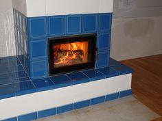 kachle Hein, barva pomněnkově modrá Home Decor, Decoration Home, Room Decor, Home Interior Design, Home Decoration, Interior Design