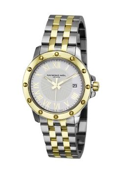 Men's Wrist Watches - Raymond Weil Mens 5599STP00308 Classy Elegant Analog Watch * You can get more details by clicking on the image. (This is an Amazon affiliate link)