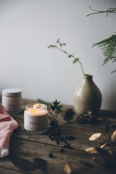 Invoking the blossoming rose-pink lilac trees of France, Blush is a uniquely scented candle with calming lilac, purifying juniper berry and touch of sweet ylang-ylang, elegantly floral and guaranteed to bring a fragrant burst of happiness to any space.