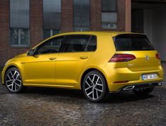 It's already one of the best small cars on the market, now an updated and improved Volkswagen Golf is about to go into production. Revealed this morning, the 2017 Volkswagen Golf will boast: New TSI [. Volkswagen Polo, Automotive Solutions, Motor Diesel, Vw Group, Car Pictures, Volvo, Porsche, Classic Cars, Automobile