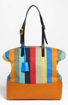 Fendi 'Pequin 2-Way' Shopper available at #Nordstrom