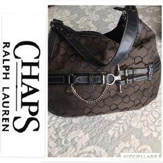 d9bbc8e876 EUC Ralph Lauren Chaps Purse Gorgeous bag! Great condition! Chaps Bags  Ralph Lauren