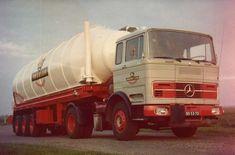 Mercedes-Benz BS-53-70 van der Laan Lekkerkerk.
