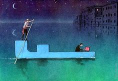 20Incredible Illustrations About the Crazy World inWhich WeLive