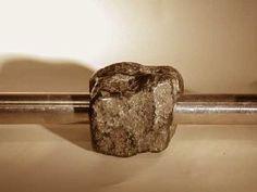 Türgriff aus Edelstahl und Granit