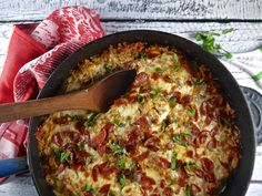 Paleo Spaghetti Squash Pizza Casserole (Recipe Revisit) - the preppy paleo