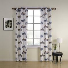 One Panel Leyden Grommet Top Print Country Green Maple Leaf Lined Curtain Drapes Multi Size Available Custom 50Wx102L Leyden Fashion Home