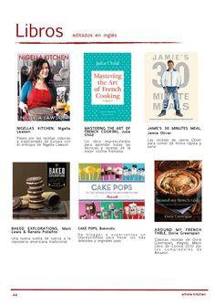 WHOLE KITCHEN Magazine Nº 2, Diciembre 2010,  Disfruta de las recetas navideñas y de todas las ídeas que te ofrecemos para estas fiestas.