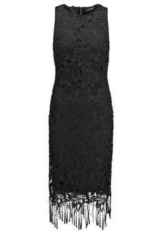 Miss Selfridge Fodralklänning - black - Zalando.se