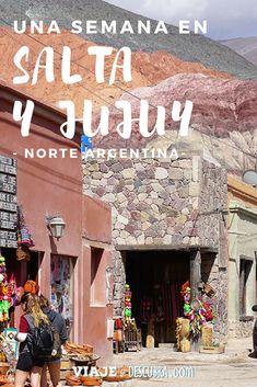 Una semana viajando por Salta y Jujuy en auto. Acá vas a poder ver nuestro itinerario con todas las recomendaciones para armar un viaje inolvidable por el norte argentino. #Salta #Jujuy #Norte #NOA #Argentina