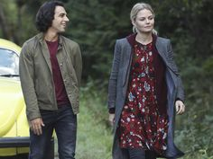 Emma Swan's Sosta Dress on Once Upon A Time