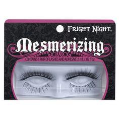 #Halloween Wimpern  Ardell Kunstwimpern, Mesmerizing / Hypnotisierend Fright Night