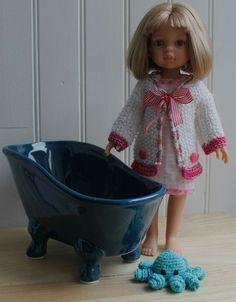 Tuto peignoir Les Chéries (tricot) - de nombreux tutos sur ce site, pour toutes les tailles!