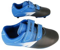 9f694f406d Hi-Tec EOS Sonic Si, Boys' Football Boots, White/Cyan/Yellow, 11 UK Child
