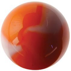 "Massive Glass CARROT Marble - 42 mm (1.65 Inch) by House of Marbles Play with your Vegetables! This ""Massive"" glass marble measures approximately 1.65 inches in diameter it is impressive in size and b"