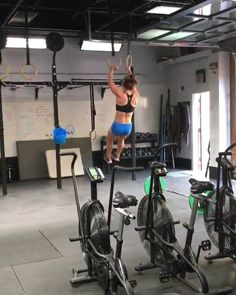 Tia-Clair Toomey: Toes-to-Rings & Ring Muscle-Ups