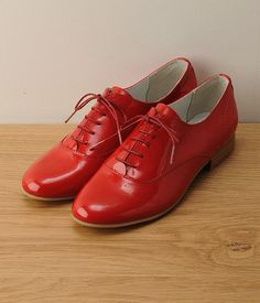 Love them red shoes