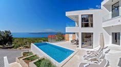 FINN – Feriehus og hytter - Designer High End Villa with Infinity Pool and Majestic Seaview in Croatia - Designer High End Villa with Infinity Pool and Majestic Seaview in Croatia - Designer High End Villa with Infinity Pool and Majestic Seaview in Croatia