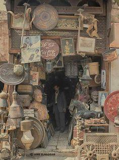 Old Cairo Egypt #kitsakis: