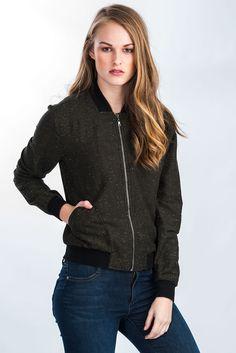 Bella Dahl Bomber Jacket