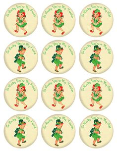 St. Patrick's Day Free Printables | Flickr - Photo Sharing!