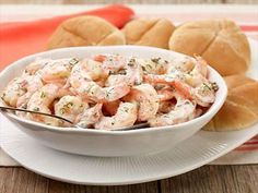 Ina's Roasted Shrimp Salad : Roasting the shrimp adds an extra layer of flavor to Ina's Shrimp Salad.