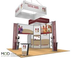 trade show booth - Google Search