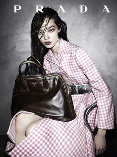 Steven Meisel for Prada Campaign F:W 2013-2014
