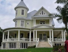 104 year old Victorian mansion rescued in Ruskin