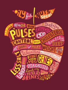 Waitrose Love Life by Linzie Hunter, via Behance