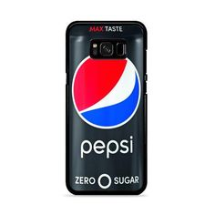 Black Pepsi Can Zero Sugar Max Taste Samsung Galaxy S8 Case – Miloscase Galaxy S8 Phone Cases, Pepsi, How To Know, Plastic Material, Samsung Galaxy Note 8, Galaxies, Perfect Fit, Zero, Canning