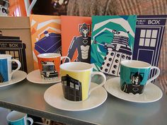 Doctor Who Homeware BBC Products New for 2012 - 5 by The Doctor Who Site, via Flickr