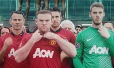 Man United release video teaser ahead of launch of new Chevrolet kit