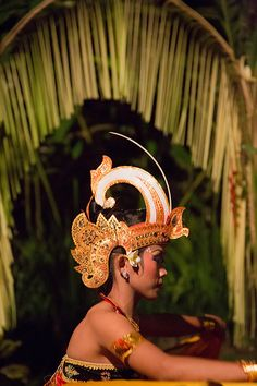 Legong Balinese dance