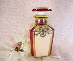 Hey, I found this really awesome Etsy listing at https://www.etsy.com/listing/261862711/limoges-jar-with-lid