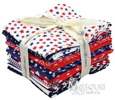 American Basics Fat Quarter Bundle from Missouri Star Quilt Co