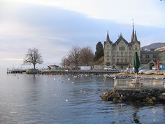 Vevey, Switzerland. How can you not want to be there??